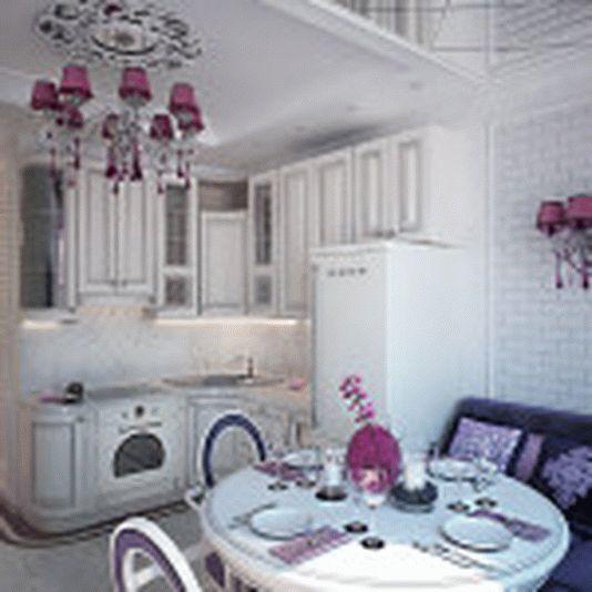 Квартира 50 кв.м Одесса Жемчужина 6