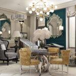 Шоурум мебели и декора г.Ницца / Showroom of furniture and decor с.Nice
