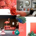 «Живой коралл» в интерьере 2019/ «living coral» for interiors 2019