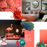 «Живой коралл» в интерьере 2019/ «living coral» for interiors 2019