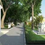 Проект Парка миниатюр, одесса / miniature architectural objects park, odessa