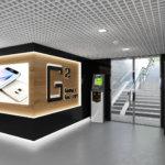 Магазин гаджетов в подземном переходе / gadget shop in underground crossing