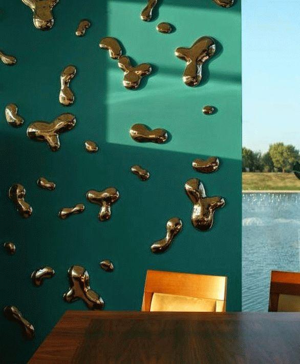 Декор стен - slide 3