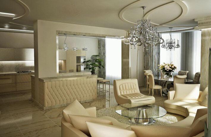 Дизайн интерьера квартир в Одессе: создаем облик вашего жилища