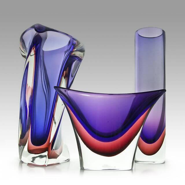 Идея для дизайна интерьера – муранское стекло