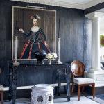 эстетика интерьера в тандеме с искусством /  interior aesthetics in tandem with art