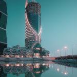 Роскошный отель Mondrian DOHA, катар / luxury hotel Mondrian doha, qatar